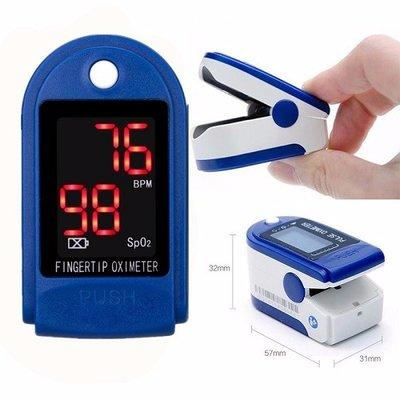 Fingertip Pulse Oximeter