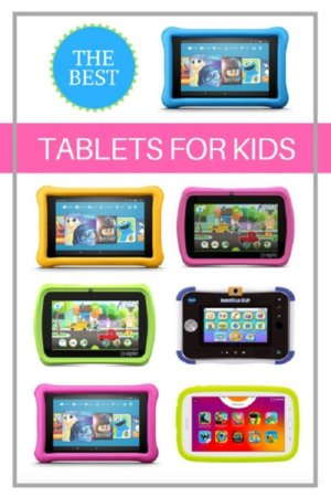 Best Tablets for Kids e