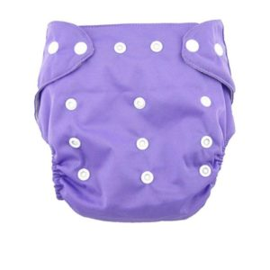 diaper purple