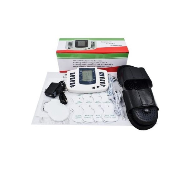 Electronic Full Body and Slimming Massager plus Acupuncture Treatment
