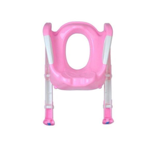 toilet seat pink