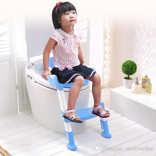 wholesale baby foldable potty training toilet
