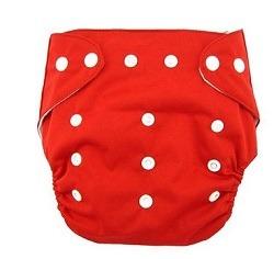 diaper red