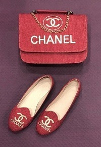 chanel shoe and bag obymart