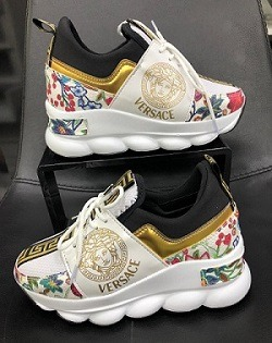 Versace kids shoe
